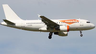 A picture of GEZEN - Airbus A319111 - [2245] - © Francesco Palla