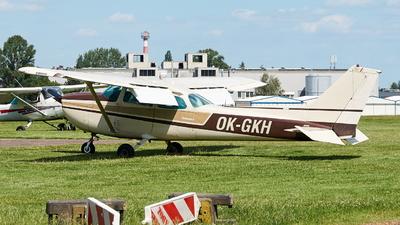 OK-GKH - Cessna 172M Skyhawk - Aero Club - Czech Republic