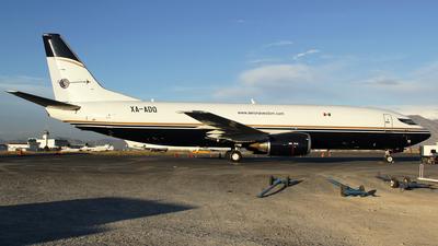 XA-ADQ - Boeing 737-4B6(SF) - Aeronaves TSM