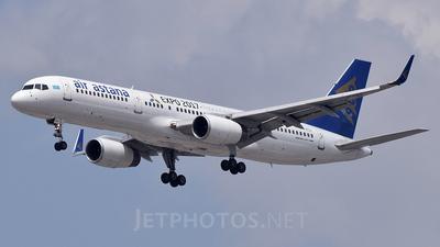 P4-KCU - Boeing 757-23N - Air Astana