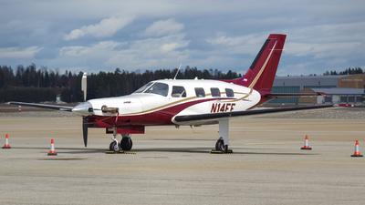 N14EF - Piper PA-46-310P Malibu/Jetprop DLX - Private