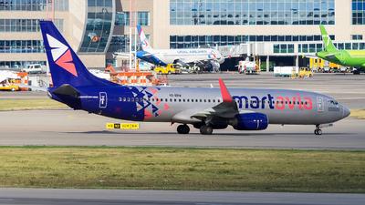 A picture of VQBBW - Boeing 73786N - Smartavia - © Sergey Popkov