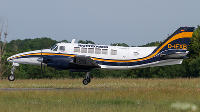 D-IEXB - Beech 99 Airliner - Nightexpress