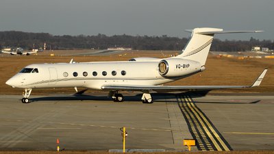 VQ-BHP - Gulfstream G550 - Private