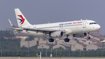 B-1641 - Airbus A320-232 - China Eastern Airlines