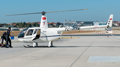 TC-HTE - Robinson R44 Raven II - Turkish Aerospace Industries (TAI)