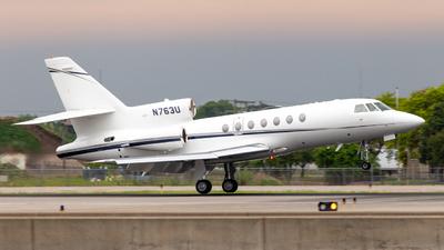 N763U - Dassault Falcon 50 - Private
