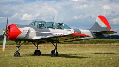 UR-ZER - Yakovlev Yak-52 - Private