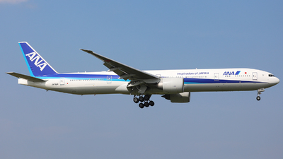 JA782A - Boeing 777-381ER - All Nippon Airways (ANA)