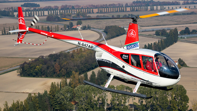 N847AP - Robinson R44 Clipper II - Private