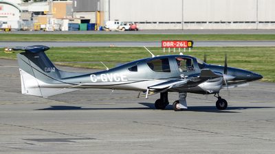 C-GVCE - Diamond Aircraft DA-62 - Private