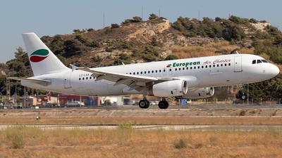 LZ-LAA - Airbus A320-231 - European Air Charter