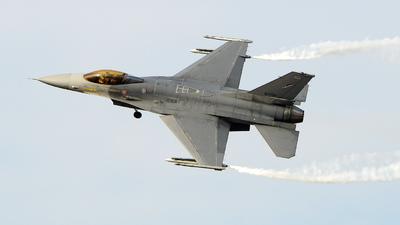 KH19-8/31 - General Dynamics F-16A Fighting Falcon - Thailand - Royal Thai Air Force