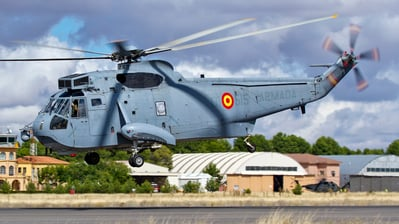 HS.9-15 - Sikorsky SH-3H Sea King - Spain - Navy