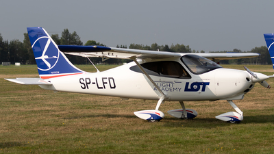 SP-LFD - Tecnam P2008JC - LOT Flight Academy