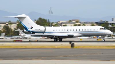 N650CV - Bombardier BD-700-1A10 Global 6500 - Private
