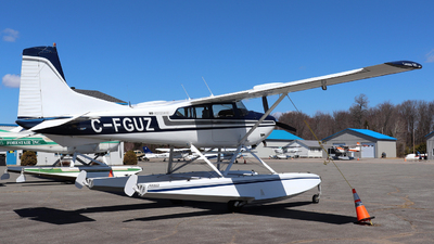 A picture of CFGUZ -  - [] - © Guy Langlois