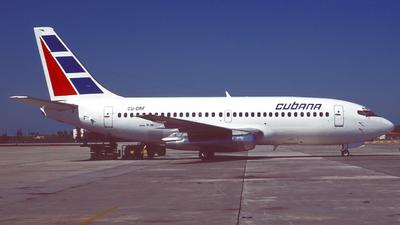 CU-DRF - Boeing 737-2P5(Adv) - Cubana de Aviación