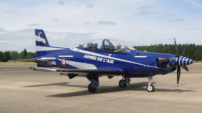 17 - Pilatus PC-21 - France - Air Force