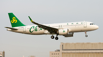 B-324F - Airbus A320-251N - Spring Airlines