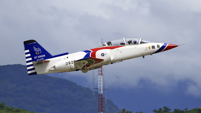 0828 - AIDC AT-3 Tzu Chiang - Taiwan - Air Force