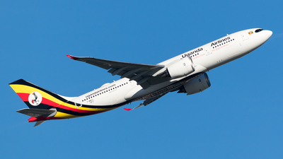 F-WWYS - Airbus A330-841 - Uganda Airlines