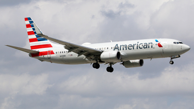 A picture of N918NN - Boeing 737823 - American Airlines - © Brian T Richards