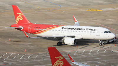 B-8079 - Airbus A320-214 - Shenzhen Airlines