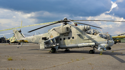 96-43 - Mil Mi-24P Hind F - Germany - Air Force