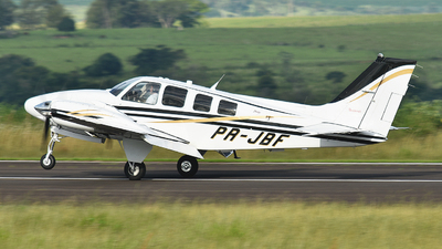 PR-JBF - Beechcraft 58 Baron - Private