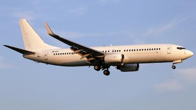 OM-GEX - Boeing 737-8AS - Air Explore