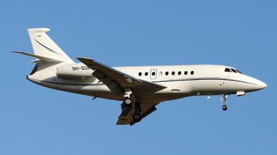 9H-DUV - Dassault Falcon 2000EX - Private