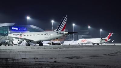LFRN - Airport - Ramp