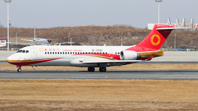 A picture of B3321 - Comac ARJ21700 -  - © King Wang