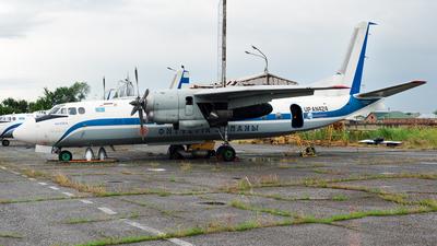 UP-AN424 - Antonov An-24RV - Scat Air Company
