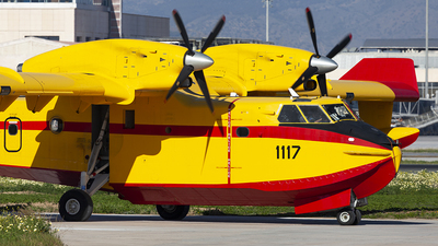 UD.13-23 - Canadair CL-215T - Spain - Air Force