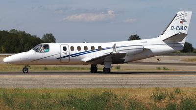 D-CIAO - Cessna 550 Citation II - Private