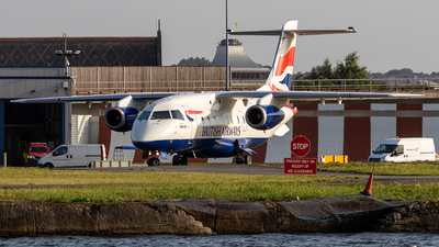 OY-NCO - Dornier Do-328-310 Jet - British Airways (Sun-Air)