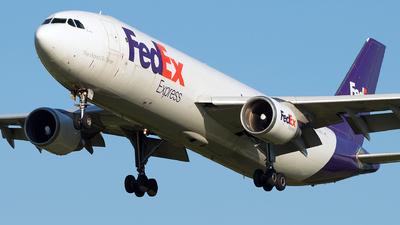 A picture of N730FD - Airbus A300B4622R(F) - FedEx - © Gautham Kurup