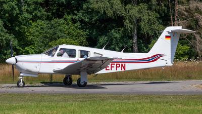 D-EFPN - Piper PA-28RT-201 Arrow IV - Private