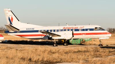 N905AE - Saab 340B - American Eagle