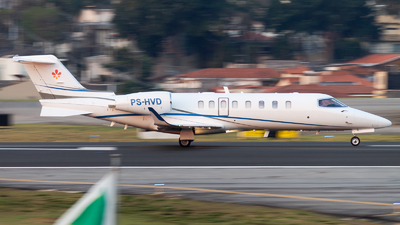 PS-HVD - Bombardier Learjet 75 - Private