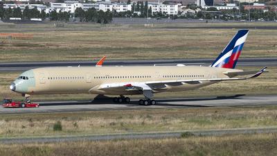 F-WZHI - Airbus A350-941 - Airbus Industrie