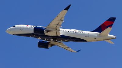 N125DU - Airbus A220-171 - Delta Air Lines