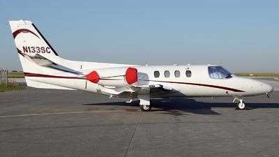 N133SC - Cessna 501 Citation SP - Private
