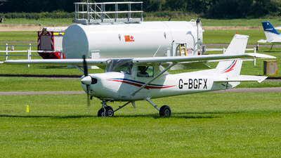 G-BGFX - Reims-Cessna F152 - Private