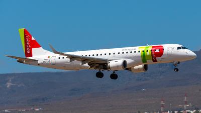 CS-TPO - Embraer 190-100LR - TAP Express
