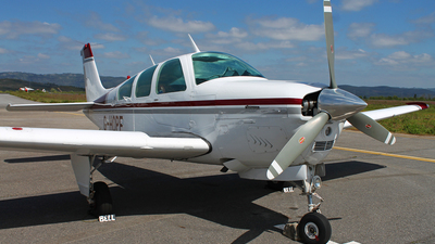 G-HOPE - Beechcraft A23 Musketeer - Private