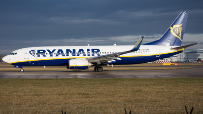EI-EVH - Boeing 737-8AS - Ryanair