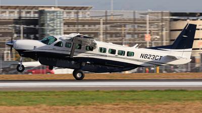 N823CT - Cessna 208B Grand Caravan EX - Private